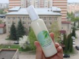 Молочко для зняття макіяжу (для нормальної і сухої шк.) 100 мл
